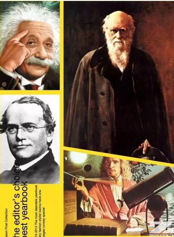 爱因斯坦、牛顿、达尔文投胎中国后,结局简直……