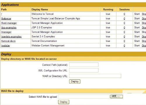 Tomcat部署Web应用方法总结