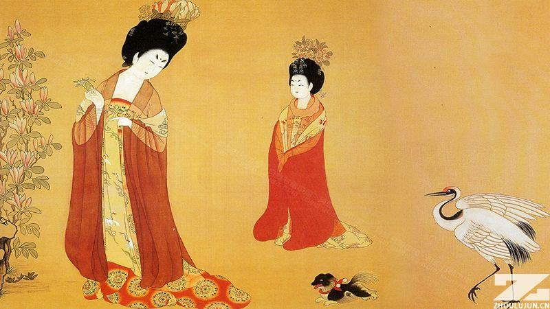中世纪与中西的审美标准——诠释唐朝为什么以胖为美