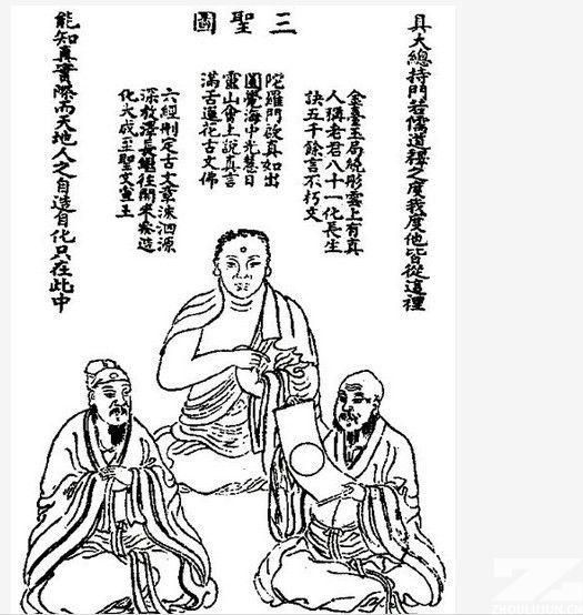 佛教与道教斗争简史