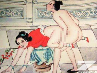 古代夫妻做爱姿势大全(图)