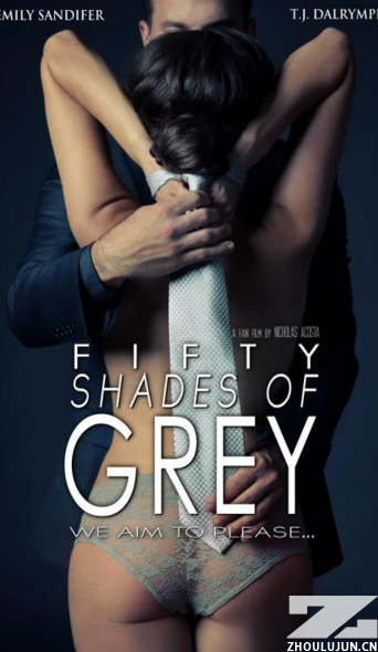 五十度灰Fifty Shades of Grey