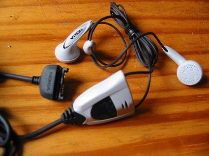 诺基亚3100的耳机
