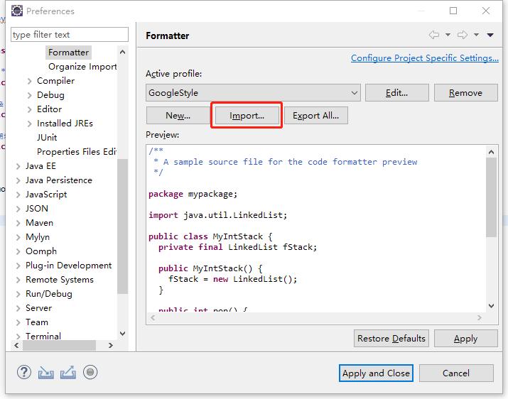 让团队按统一编码规范开发代码